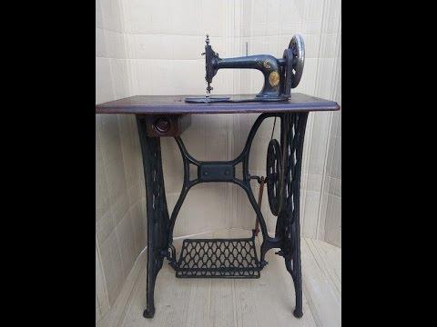 Швейная машина SINGER Зингер, старинная.