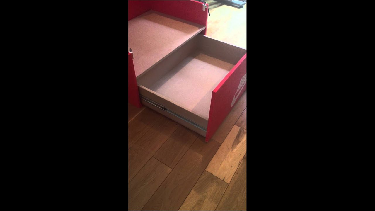 & Nike shoe box - YouTube