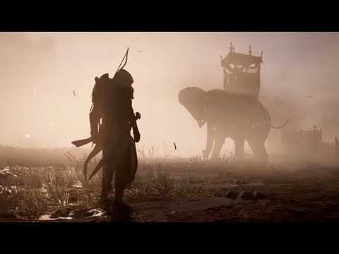 Assassin's Creed Origins [GMV] HD - Zack Hemsey - Don't Get in my Way