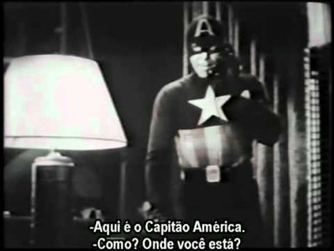 Capitain America - The Purple Death (chapter One, 1944)