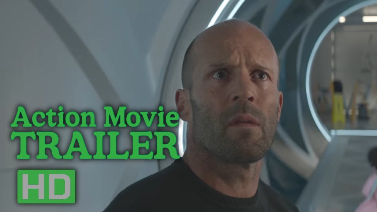 THE MEG 메그 Official Trailer #1 (2018) Movie 영화예고편 - YouTube