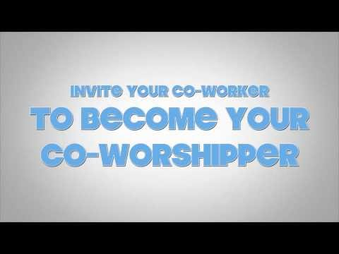 LOUISVILLE CAMPUS: Invite Your Co-Worker to become your Co-Worshipper Promo