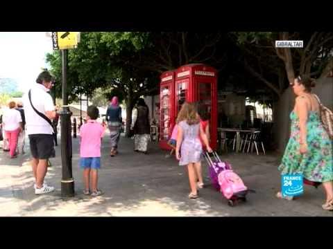 """Reportage : Gibraltar, """"une épine dans le pied de l"""
