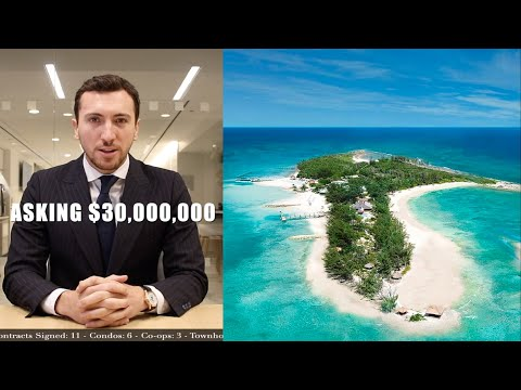 $30,000,000 Islands For Sale   LS NEWS #4 NYC