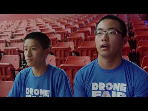 Drone Fair Calgary - University Challenge