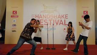 Games Session JKT48 @. HS Kimi Wa Melody