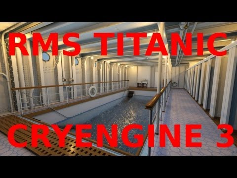 """""""Titanic: Honor and Glory"""" : Select 1st Class Spaces"""