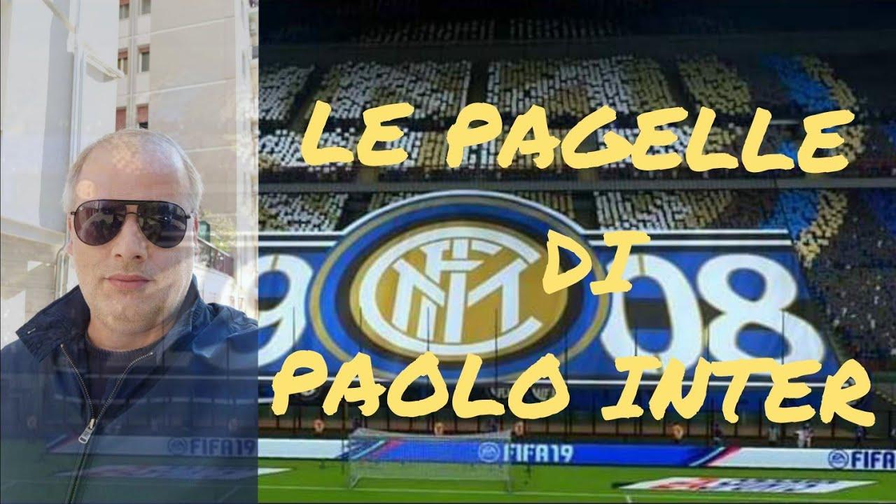 PAGELLE DI PARMA-INTER - YouTube