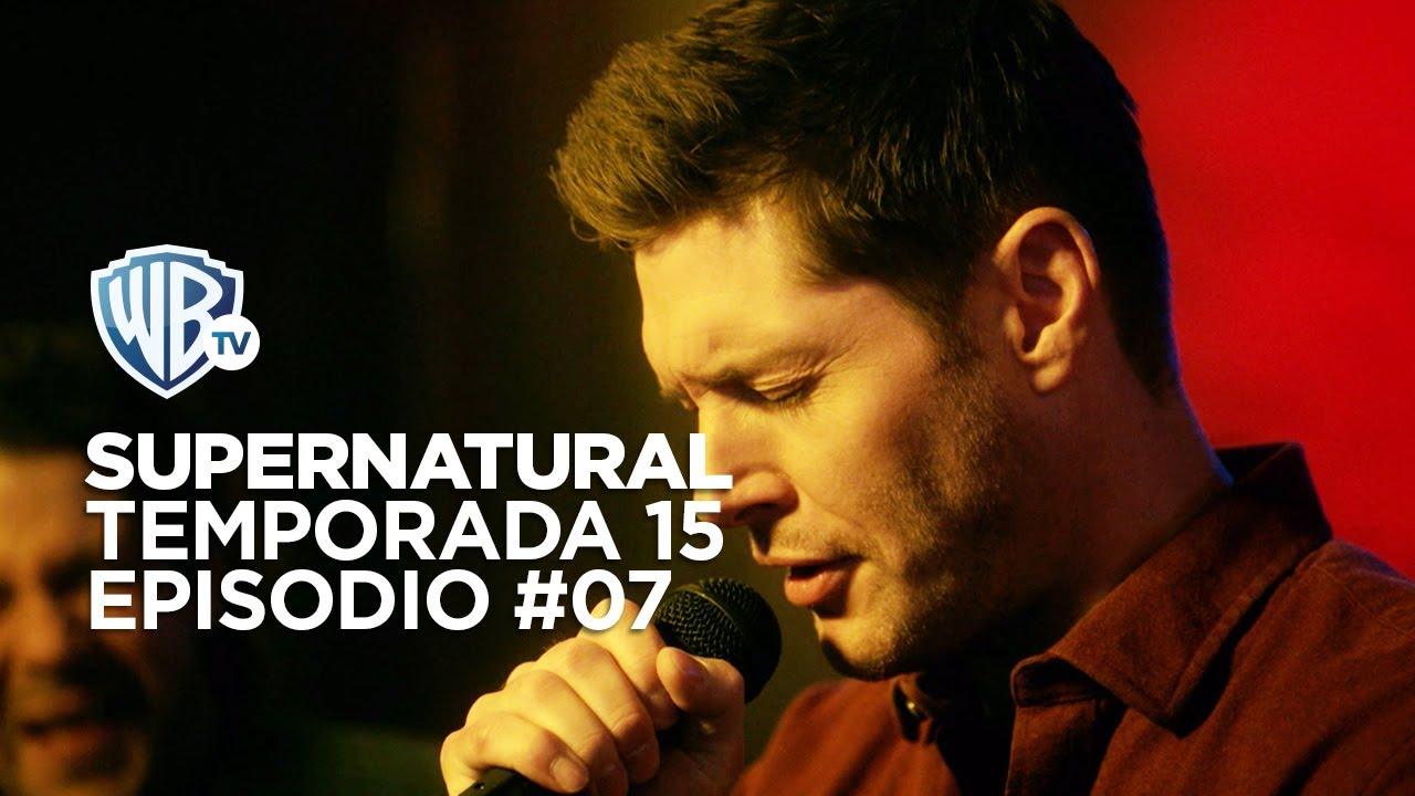 Download #Supernatural Temporada 15 | Episodio 7: Dean Se Toma el Escenario