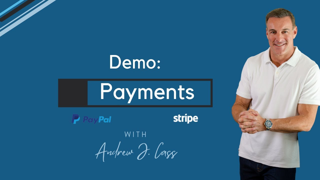 Demo: Payments