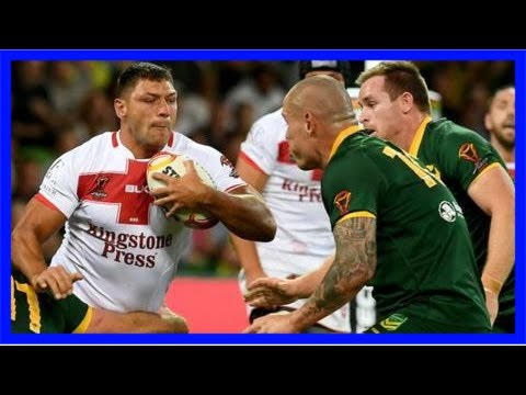 Rugby league world cup final quiz: how well do you know the england and australia players?