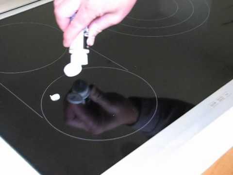 Nettoyer et entretenir une table de cuisson lectrique ou  induction  YouTube