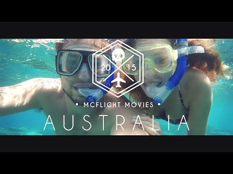 [HD]Australia Road Trip | Sydney-Cairns-Port Douglas-Cap Tribulation [GoPro HERO 4 - Parrot BeBop]