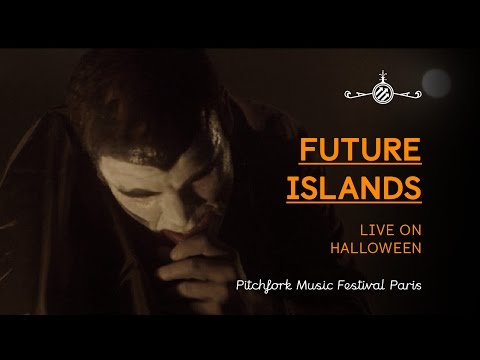 Future Islands | Full Set | Pitchfork Music Festival Paris 2014 | PitchforkTV