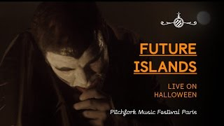 Future Islands | Full Set | Pitchfork Music Festival Paris 2014 | PitchforkTV