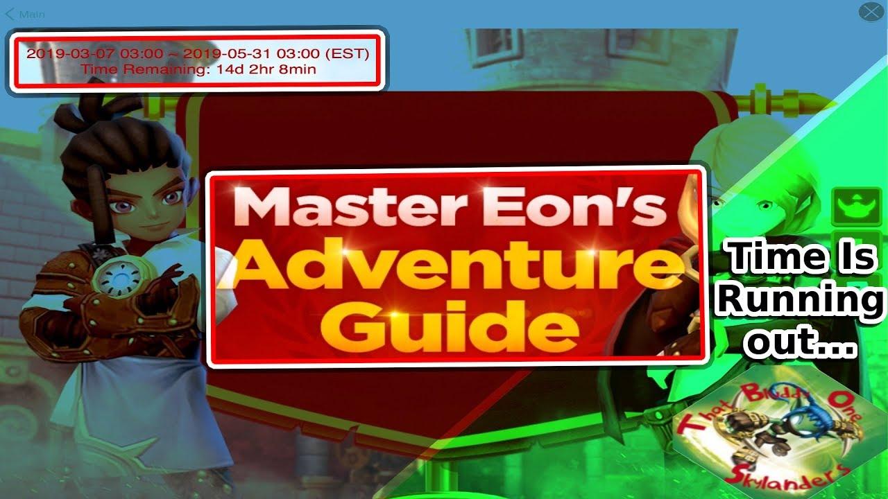 Array - master eon u0027s adventures guide   skylanders  ring of heroes  rh   youtube com