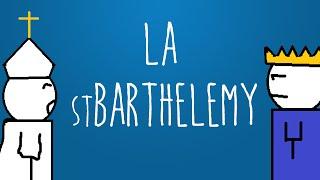 la St Barthélemy