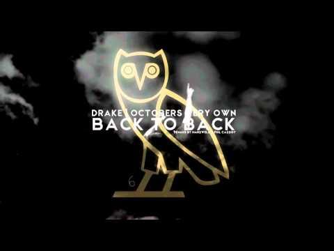 Back to Back Instrumental - Drake Type Beat