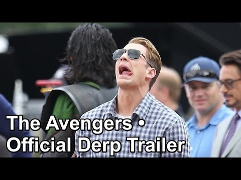The Avengers • Official Derp Trailer