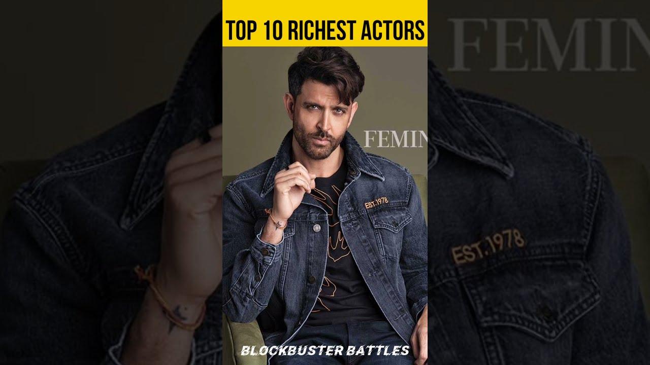 Top 10 Richest Actors Of Bollywood 2021, बॉलीवुड के सबसे अमीर एक्टर्स, Who is the Richest ? #Shorts