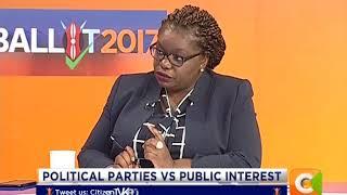 Cheche: Political Parties vs Interest