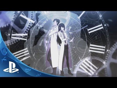 Steins;Gate - North American Trailer | PS3, PS Vita