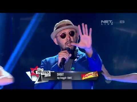 SHOUT! (Aqi Singgih & KMKZ) - Medley Singkong dan Keju & Hujan Gerimis - The Remix 2016