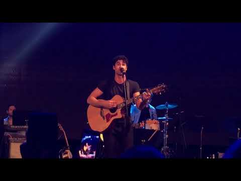 Darren Criss sings a medley of favorites  Elsie Fest 2018  Summerstage  NYC