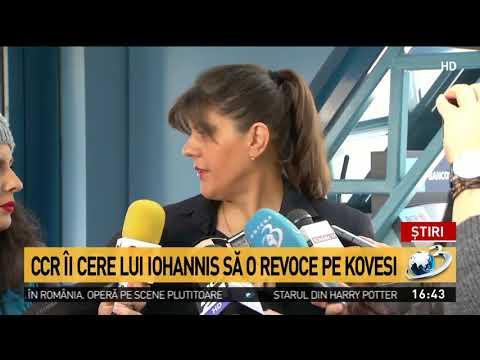 Curtea Constituțională: Klaus Iohannis este obligat să o revoce din funcție pe Laura Codruța Ko