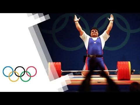 Hossein Rezazadeh - Weightlifting Olympic Champion | Weightlifting Week