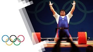 Hossein Rezazadeh - Weightlifting Olympic Champion | Weightlifting Week