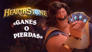 Corto animado de Hearthstone: «Ganes o pierdas» (ES)