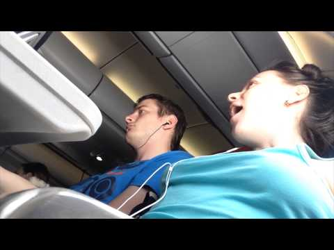 УГАРНЫЙ рейс в самолете 10 часов видео перелет (Narita-SVO) Tokyo-Moscow