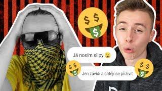 ODHALOVÁNÍ FEJKŮ ● FIZIstyle po mně chce peníze !!!