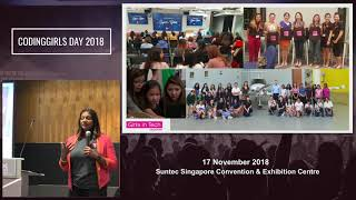Comunity Shoutout - CodingGirls Day 2018