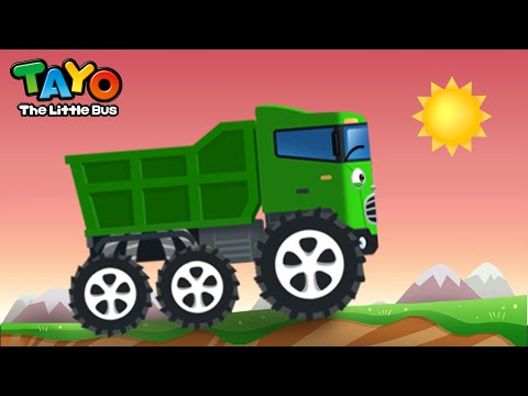 [Tayo Repair Game] #04 Max the Strong Truck
