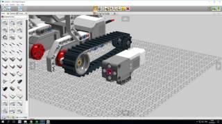 Урок 4 робот на гусеницах и программирование