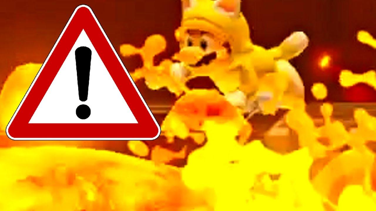 Super Mario Maker 2 🔧 Super Mario Vs. Fire Dragon 🔧 Lorena