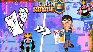 DE APRENDIZ A MAESTRO!! NUEVA SERIE CON SUSCRIPTORES :O:O - Clash Royale [WithZack]