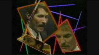 The Edge of Night Opening titles 1956-1984
