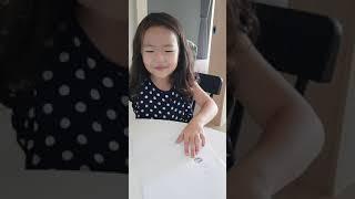 편지봉투 만들기와 편지쓰기
