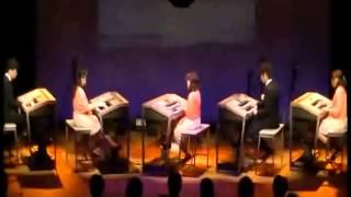 早稲田大学エレクトーンサークルAUGMENT(オーギュメント)のコンサート動...