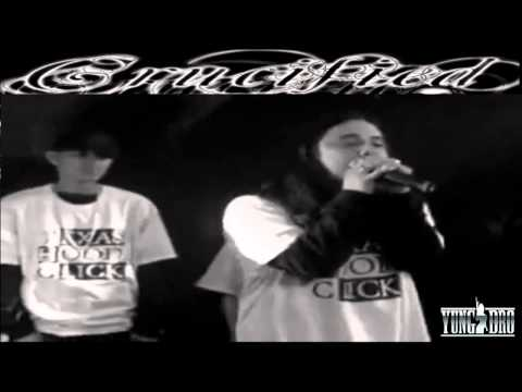CRUCIFIED - (LIVE) - FASTEST RAPPER ALIVE  - NEW* 2011