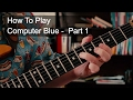 watch he video of Computer Blue Part 1 - Prince Guitar Tutorial