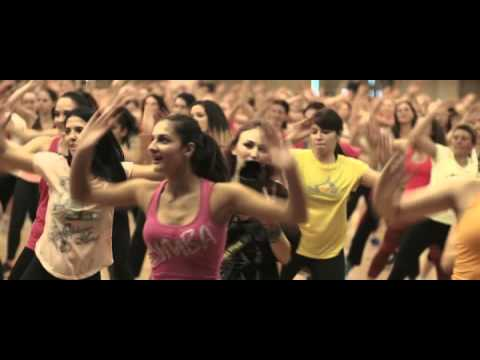 Zumba Master Class (We are one) CLUJ(Romania)