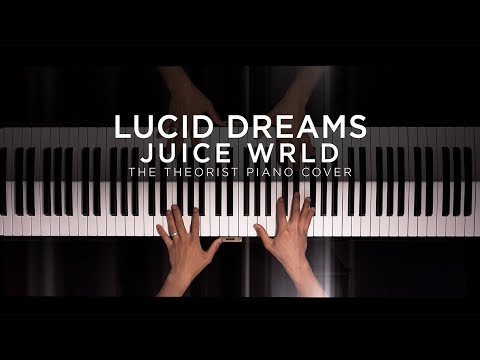 Juice WRLD - Lucid Dreams  The Theorist Piano Cover