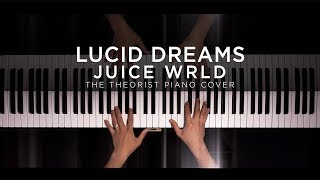 Download Juice WRLD - Lucid Dreams | The Theorist Piano Cover Mp3 and Videos