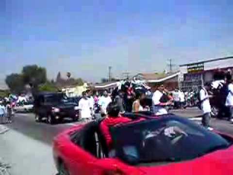HR 4437 Southeast LA High School Walk Outs