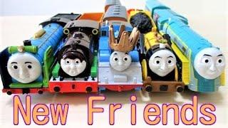 Thomas & Friends 大井川鐵道 トーマス号 チョコレートパーシー パッチワークヒロ コナー ティーブン プラレール thumbnail