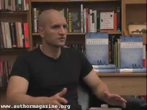 China Mieville Interview